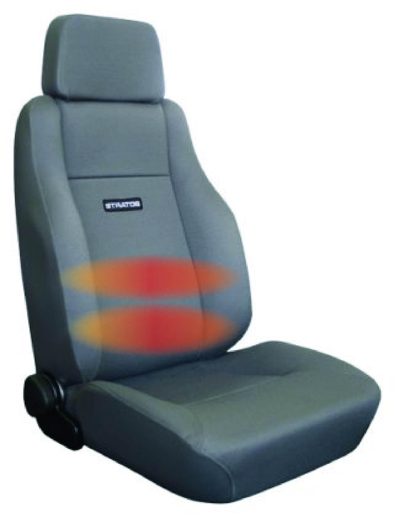 seat heater backrest